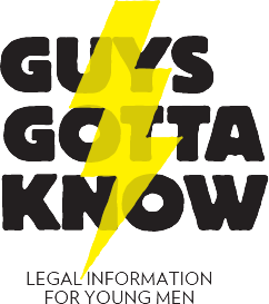 Guys Gotta Know Logo