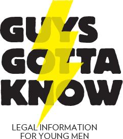Guys Gotta Know Logo